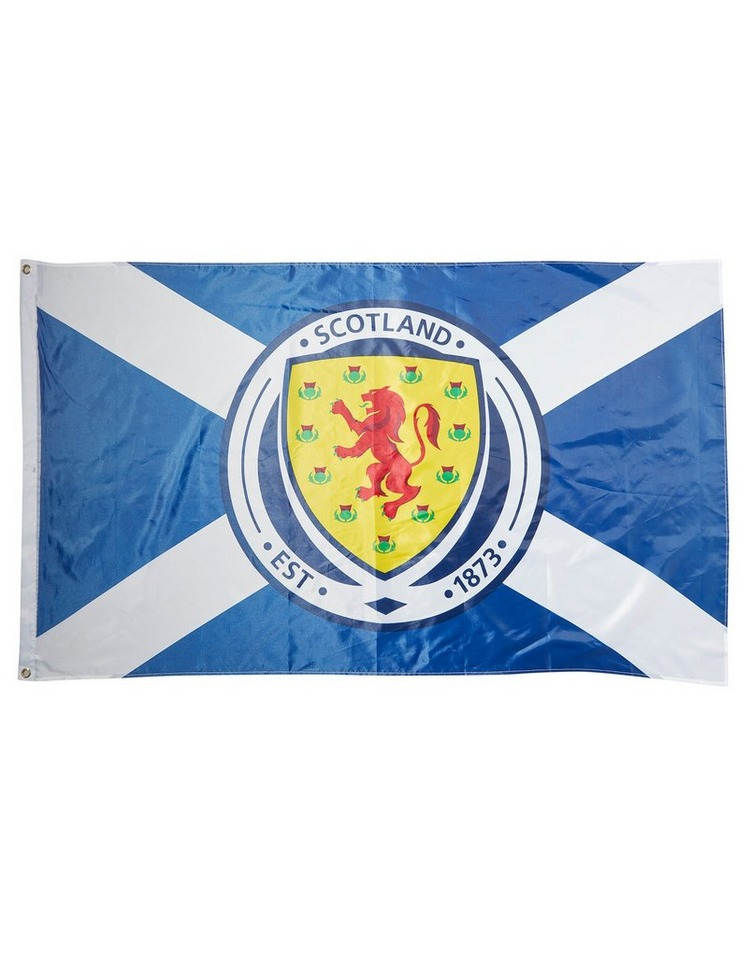 Official Team Schottland FA Flagge