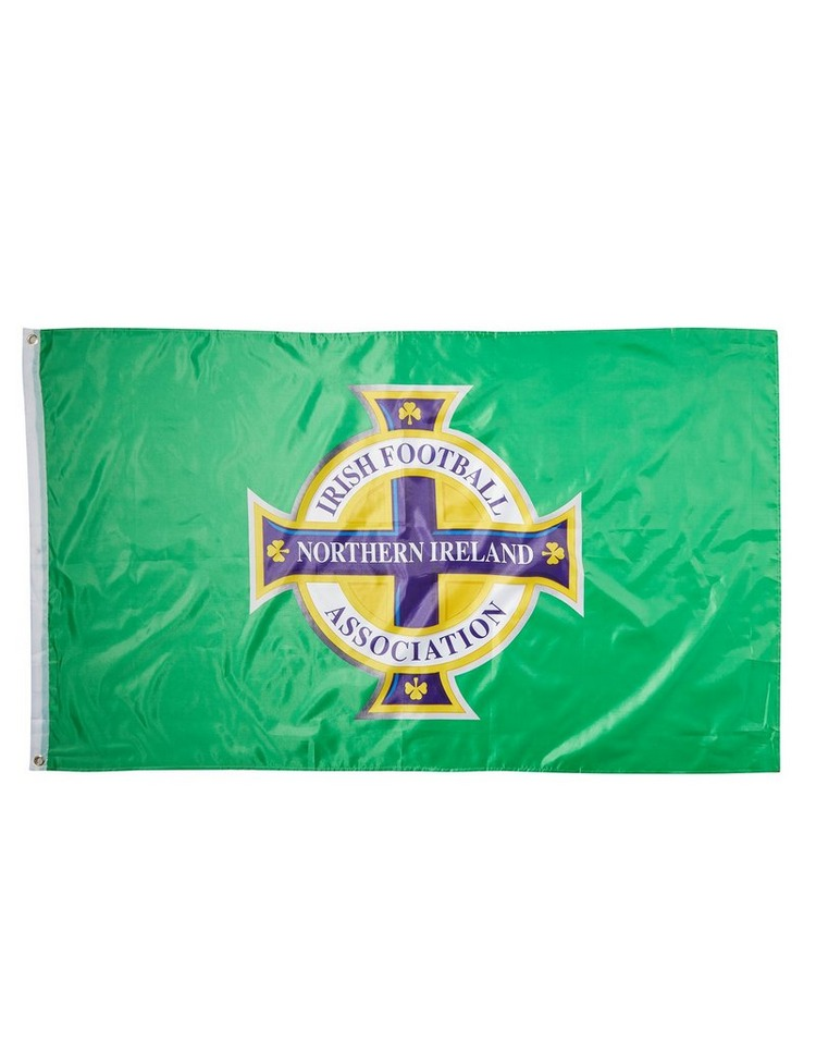 Official Team bandera Northern Ireland FA