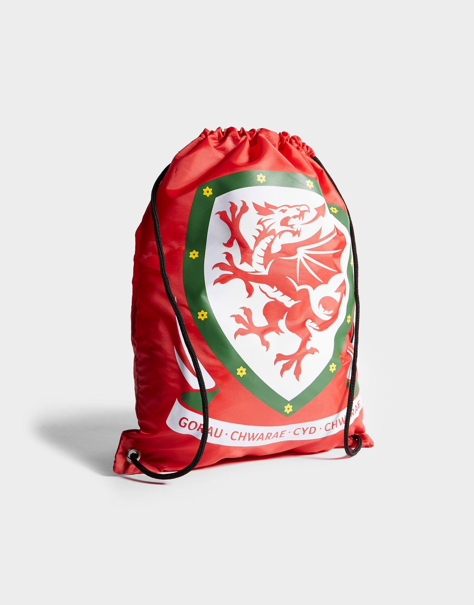 b5d7d6f0157e Forever Collectables Wales FA Pull String Bag | JD Sports