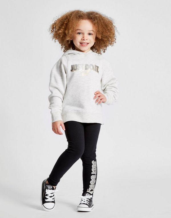 Nike Girls Just Do It Hoodie Leggings Set Kinderen Jd Sports