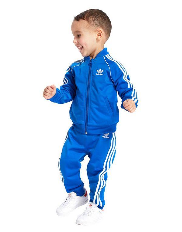 finest selection 2acbb d41c3 adidas Originals Superstar Tracksuit Infant