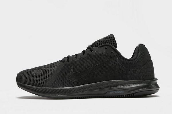mayoria primero junio  nike downshifter 8 womens grey black shoes
