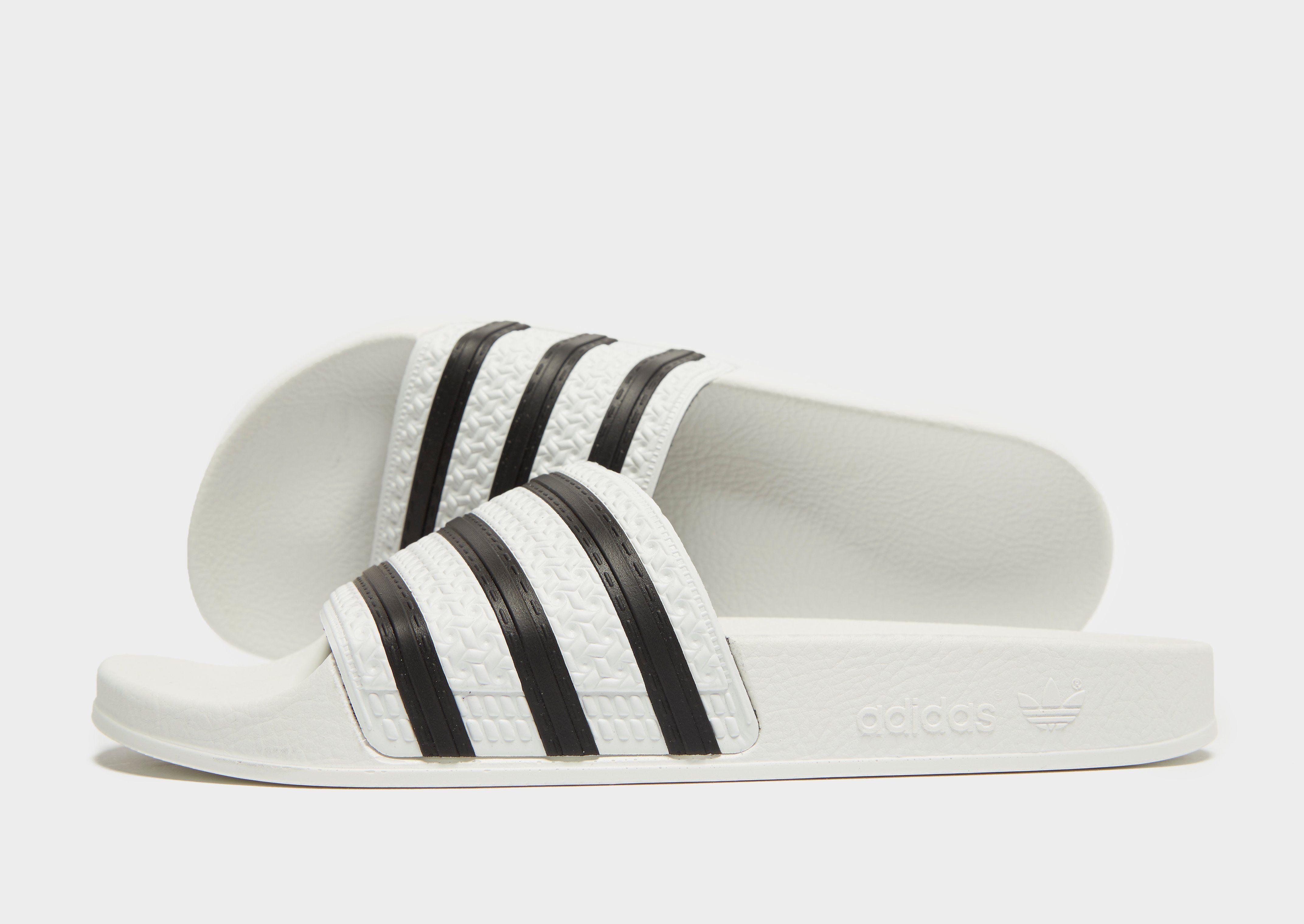 info for 985e0 8df86 adidas Originals Adilette Slides Women s   JD Sports