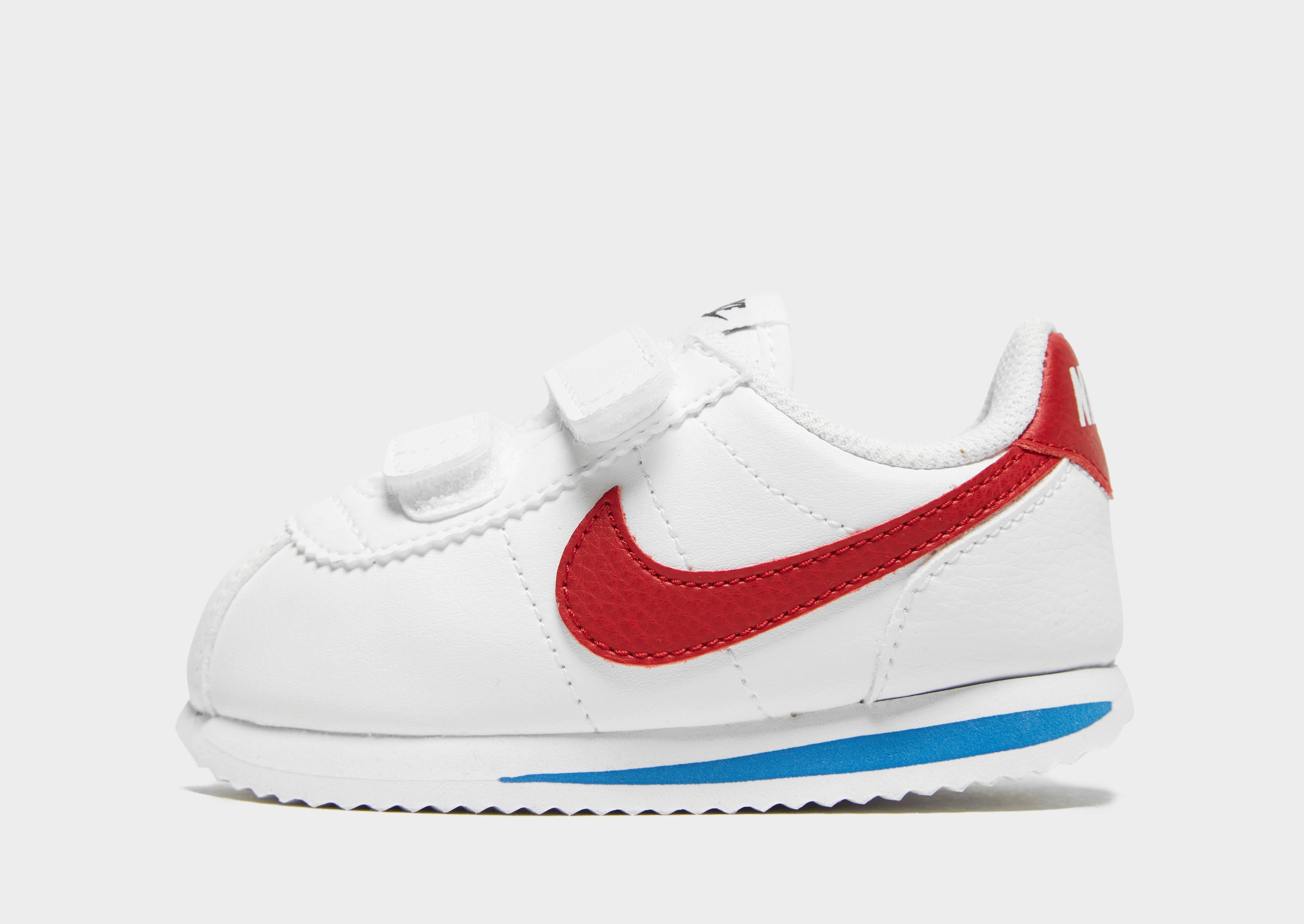 Buy White Nike Cortez Infant | JD Sports