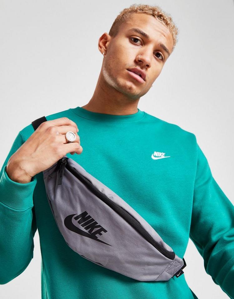 Buy Grey Nike Heritage Hip Pack | JD Sports
