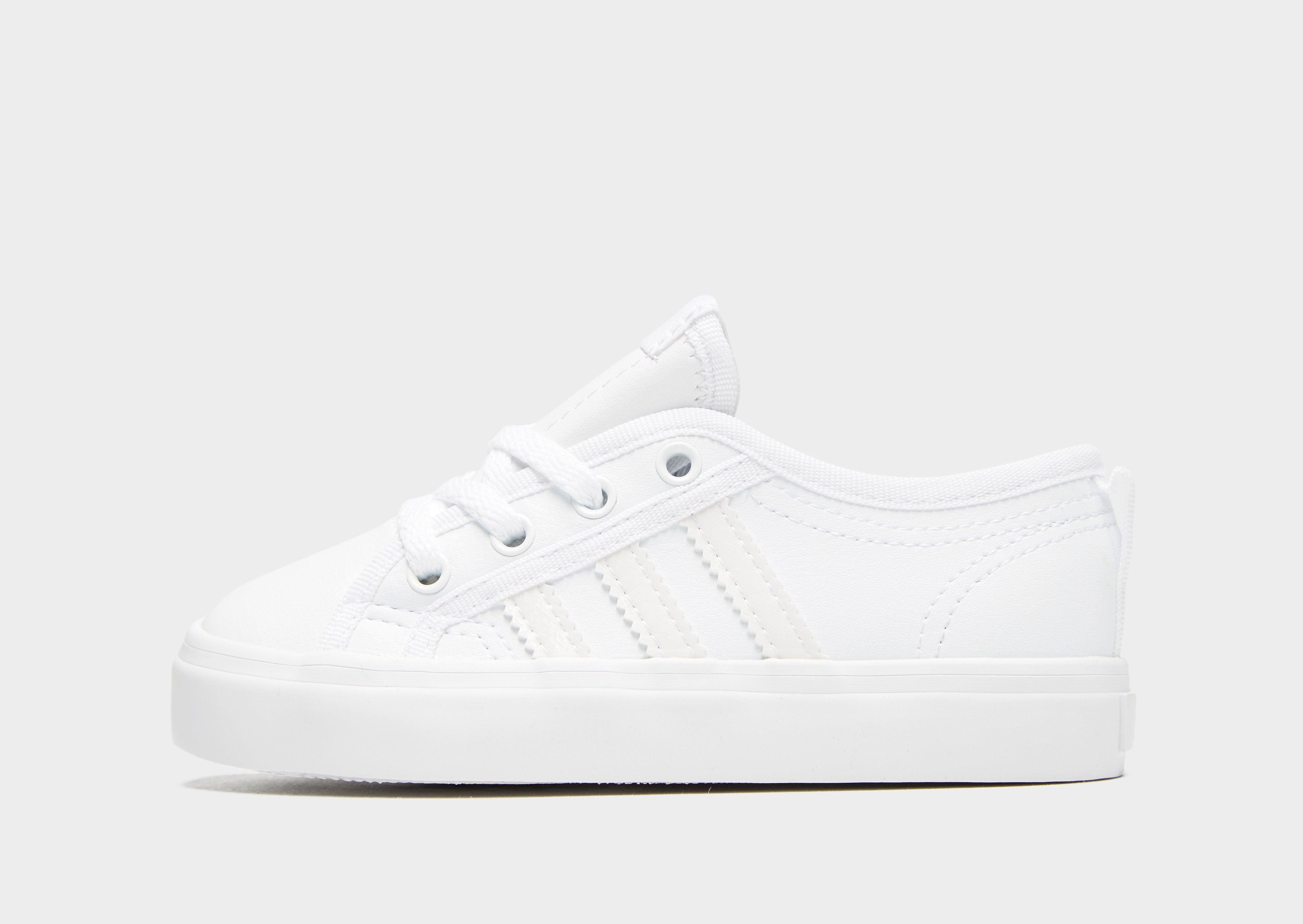 wholesale dealer 178fc be8d3 adidas Originals Nizza Lo Infant   JD Sports