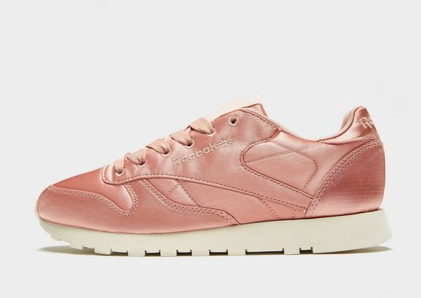 48f16c0f58c Reebok Classic Leather Satin Women s