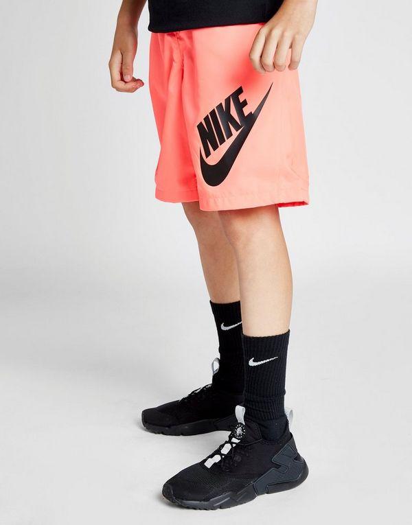 meet 214b8 ea8ab Nike Flow Woven Shorts Junior