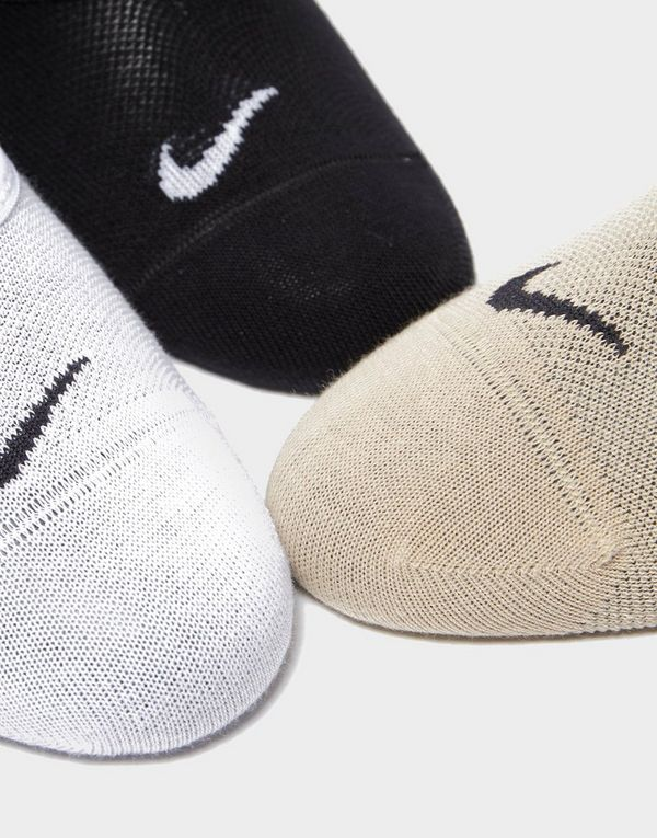 Nike 3 Pack Performance Lightweight Socks