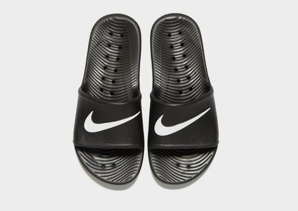 b352b659ae Nike Kawa Shower Slides Junior | JD Sports