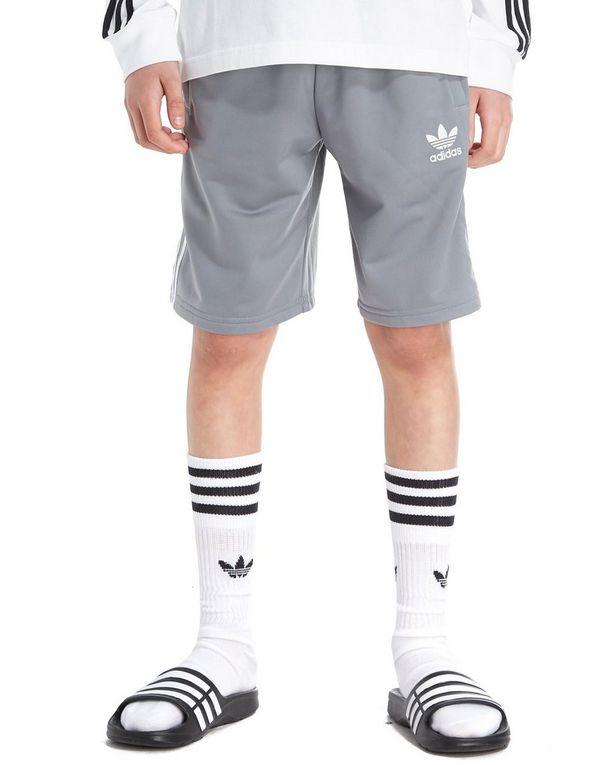 455e33564251 adidas Originals 3-Stripes Poly Shorts Junior