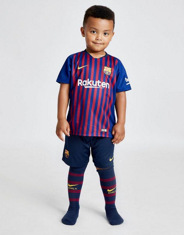 8546dc97721 Nike FC Barcelona 2018 19 Home Kit Children