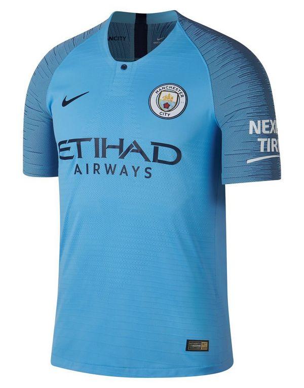 405ad72e0 Nike Manchester City 18 19 Home Vapor Shirt
