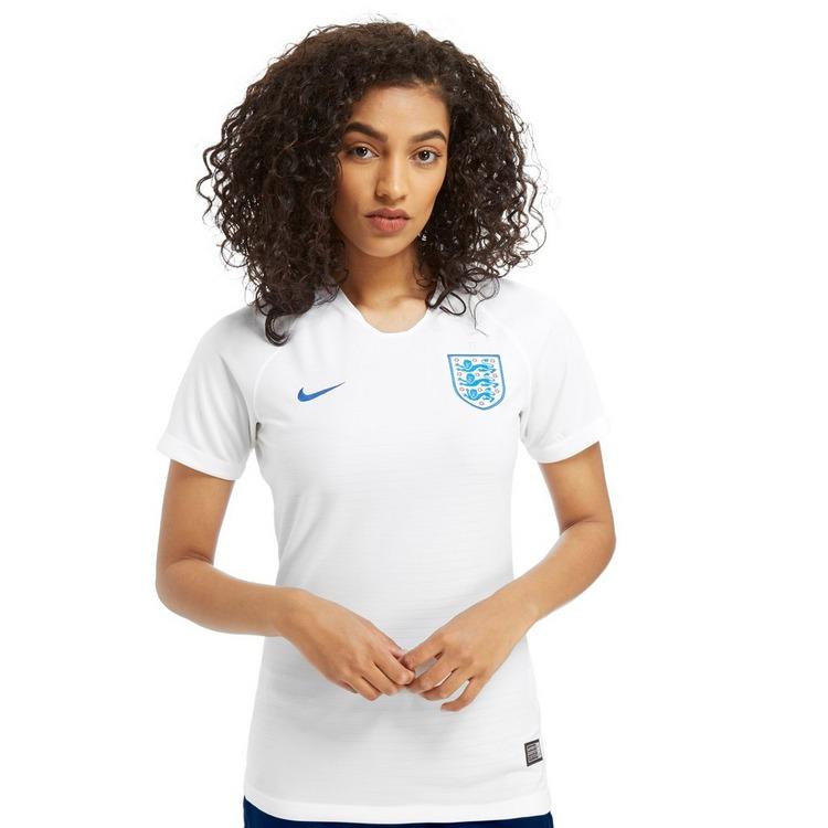 Nike camiseta Inglaterra 2018 1.ª equipación para mujer