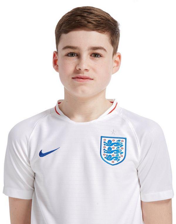 Nike camiseta Inglaterra 2018 1.ª equipación júnior