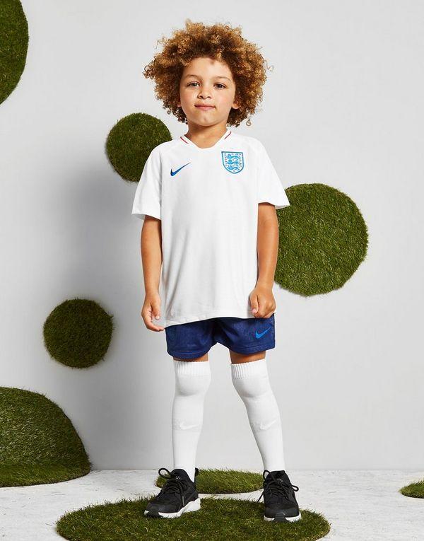 Nike conjunto Inglaterra 2018 1.ª equipación infantil