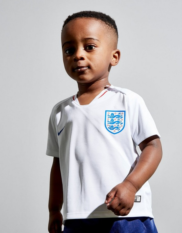 Nike conjunto Inglaterra 2018 1.ª equipación para bebé