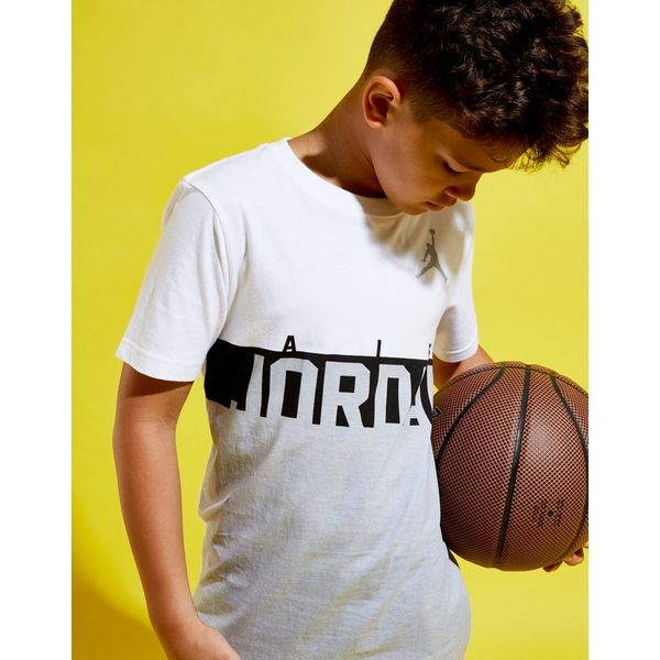 Jordan Colour Block T-Shirt Junior
