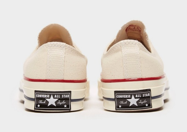 Converse Chuck Taylor All Star 70 Low Donna in Bianco   JD Sports