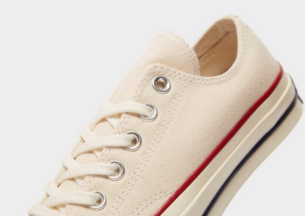 Converse Chuck Taylor All Star 70 Low Donna in Bianco | JD Sports