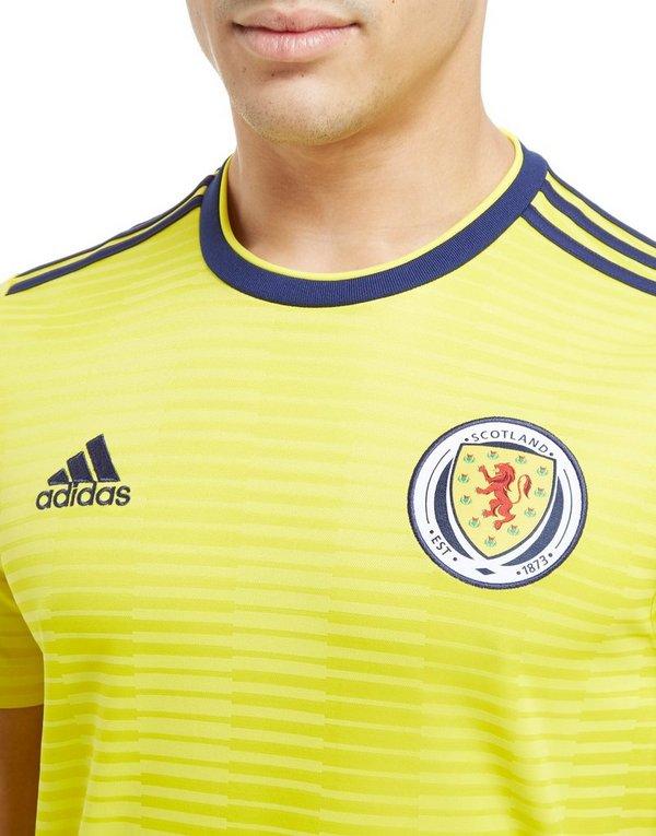 adidas Scotland FA 2018/19 Away Shirt