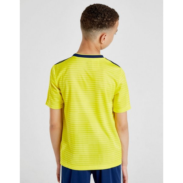 adidas Scotland FA 2018/19 Away Shirt Junior