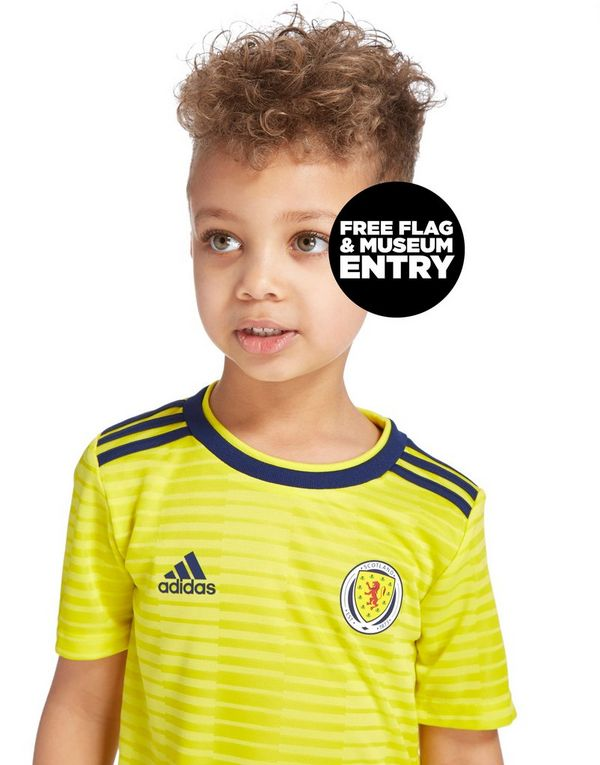 75c333ef9 adidas Scotland FA 2018 19 Away Kit Children