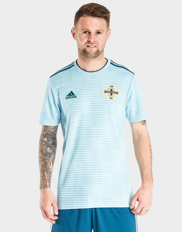 8aa074f10e8 adidas Northern Ireland 2018 19 Away Shirt