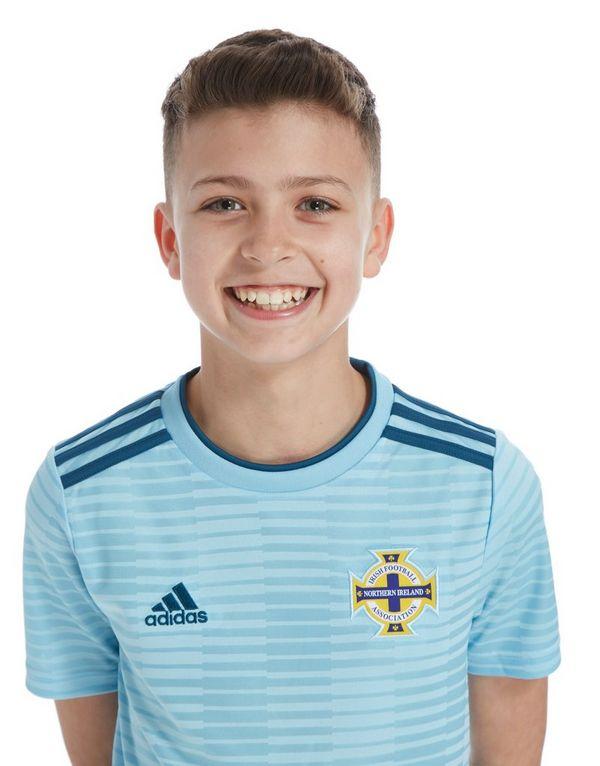 408efed45c240a adidas Northern Ireland 2018/19 Away Shirt Junior | JD Sports