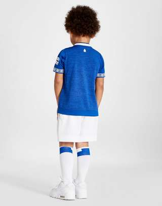 best sneakers a5e91 9acf4 Umbro Everton FC 2018/19 Home Kit Children