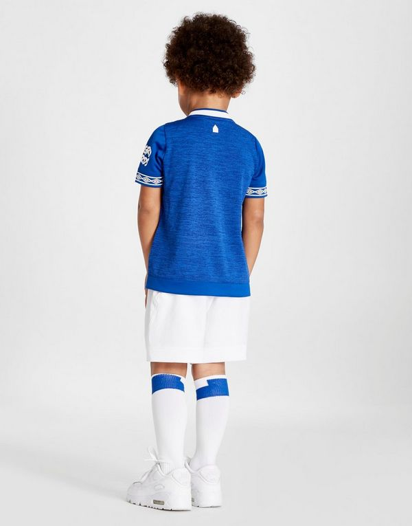 b91b6e92069 Umbro Everton FC 2018/19 Home Kit Children | JD Sports