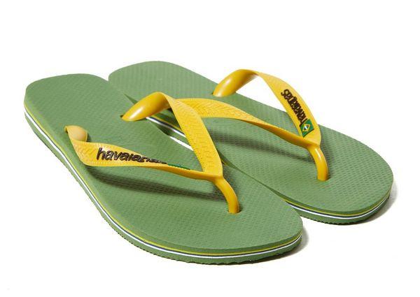 de189e61ad6d Havaianas Brazil Logo Flip Flops