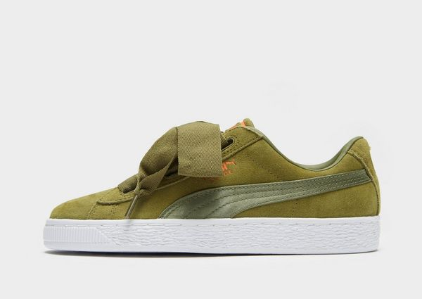 another chance 54d21 7fb8b PUMA Suede Heart Junior | JD Sports