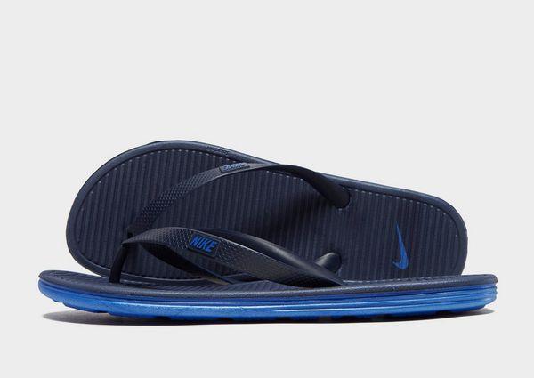 44334a2b1 Nike Solarsoft II Flip Flops