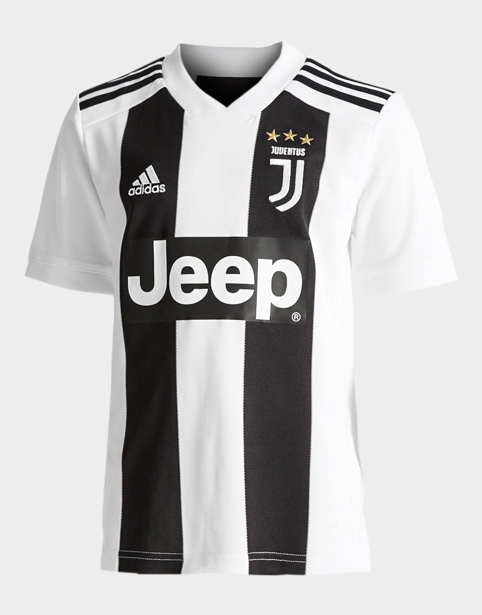 30c0d0c35 adidas Juventus 2018/19 Home Shirt Junior | JD Sports