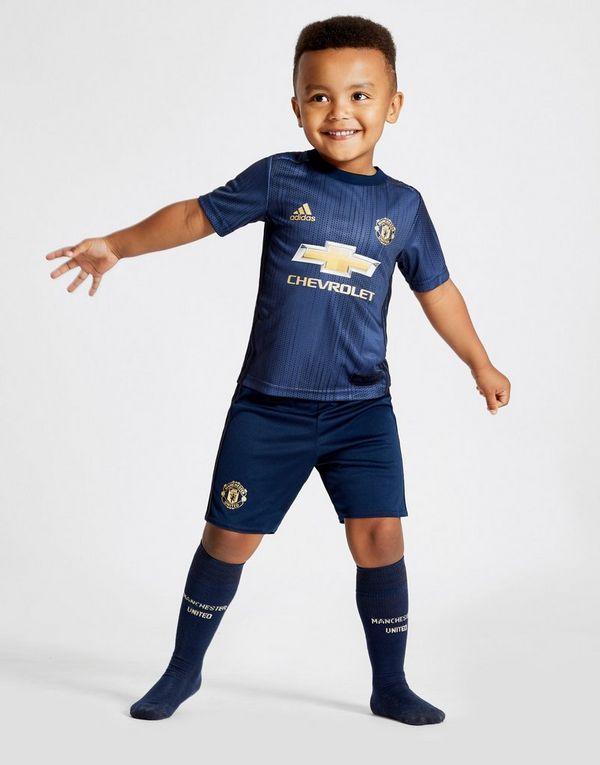 d232a6fe3 adidas Manchester United 2018/19 Third Kit Children | JD Sports