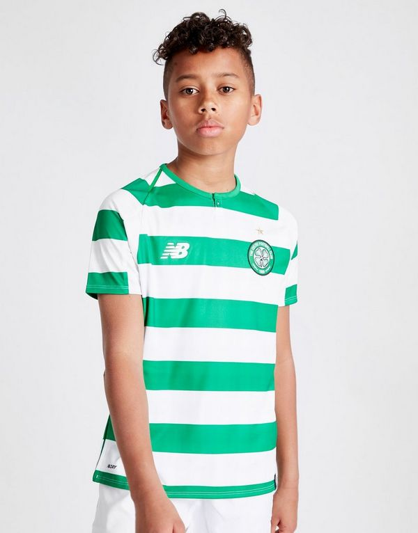 4960a90f9 New Balance Celtic FC 2018 19 Home Shirt Junior