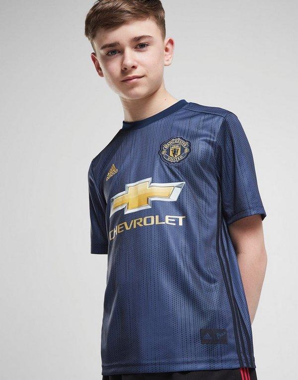 e7b36acbf adidas Manchester United 2018 19 Third Shirt Junior