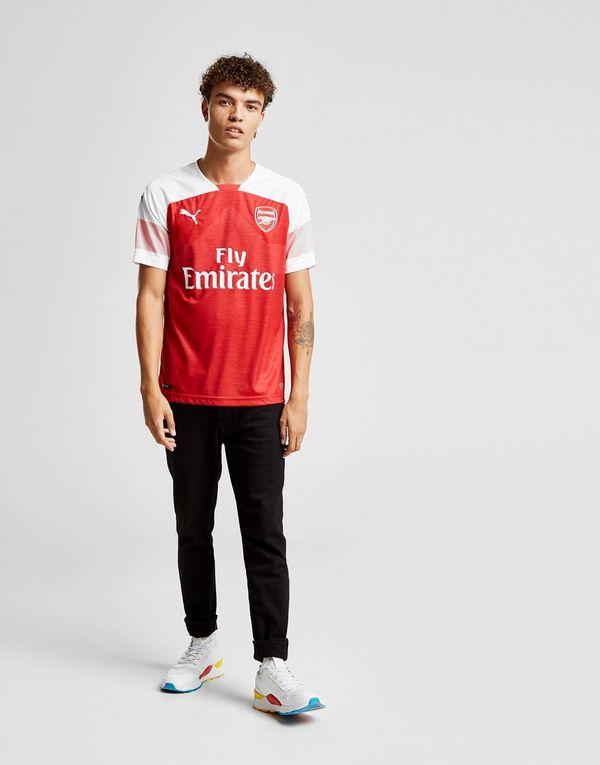 a0513b3c7 PUMA Arsenal FC 2018 19 Home Shirt