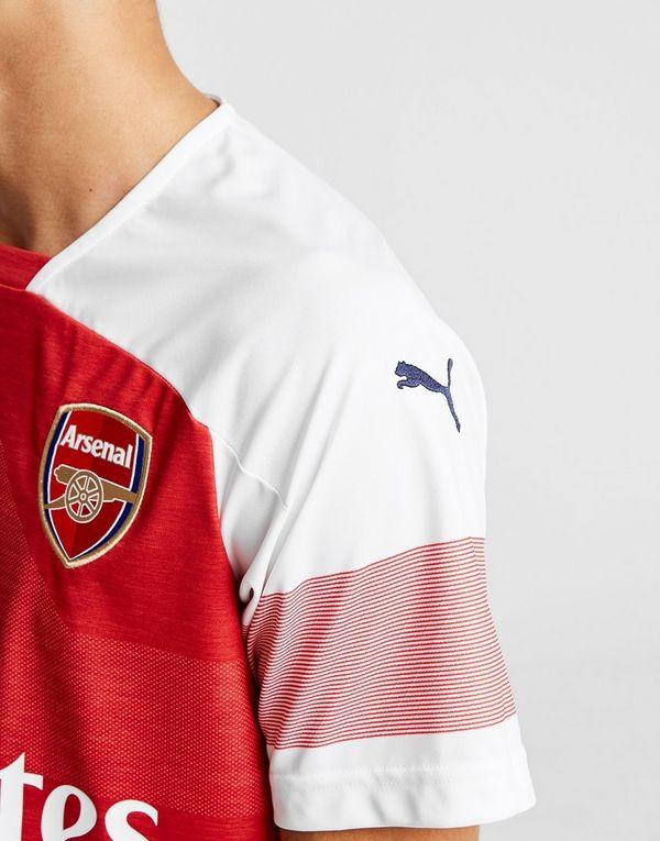 a0fed25f6b8 PUMA Arsenal FC 2018 19 Home Shirt