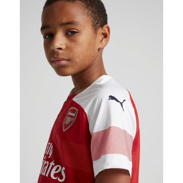 PUMA Arsenal FC 2018/19 Home Shirt Junior
