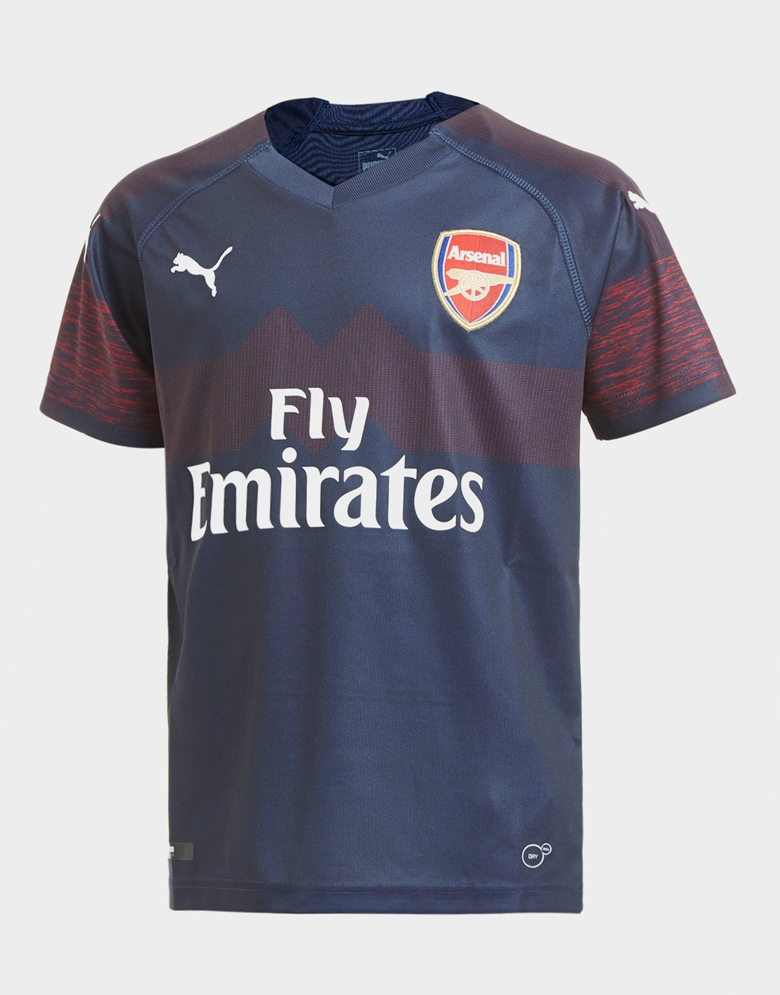 dcee20fcb76 PUMA Arsenal FC 2018 19 Away Shirt Junior