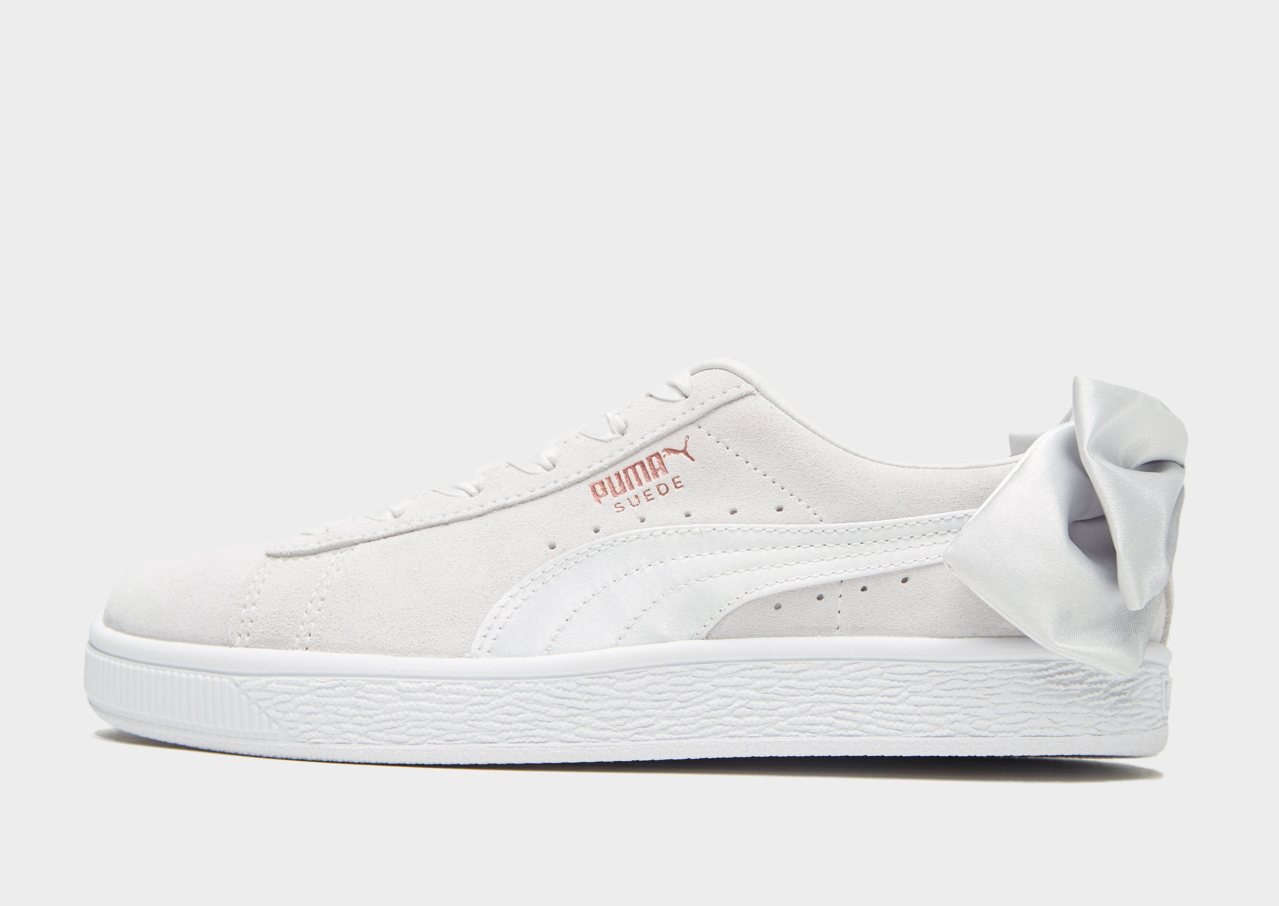 reputable site 83089 8da8f Puma Suede Bow Women's | JD Sports