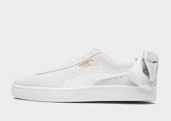 reputable site 42cf8 7a682 Puma Suede Bow Women's | JD Sports
