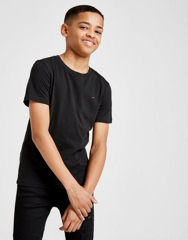 Tommy Hilfiger Small Flag Long Sleeve T-Shirt Junior