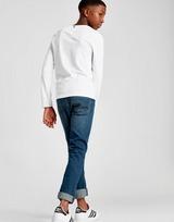 Tommy Hilfiger T-Shirt à Manches Longues Petit Drapeau Junior