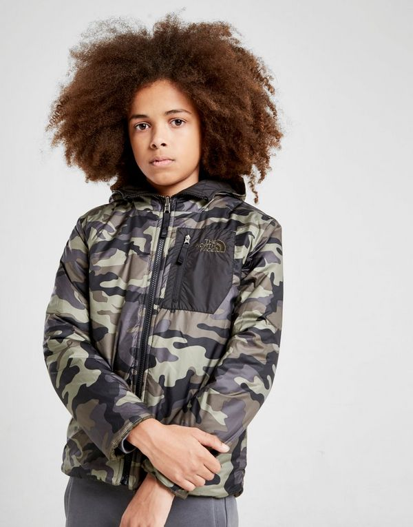 fd541b79cdabe The North Face Perrito Reversible Jacket Junior | JD Sports