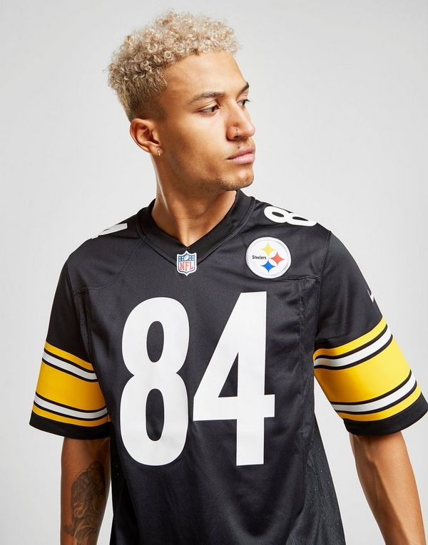 outlet store 7b2e6 1d6d0 Nike NFL Pittsburgh Steelers (Antonio Brown) Men's American ...