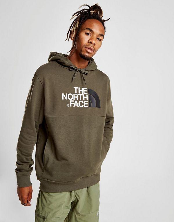 a4948464b The North Face Bondi Overhead Fleece Hoodie | JD Sports