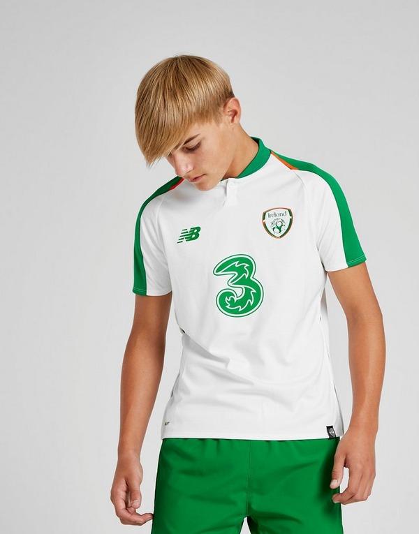 New Balance Republic of Ireland 2018/19 Away Shirt Junior